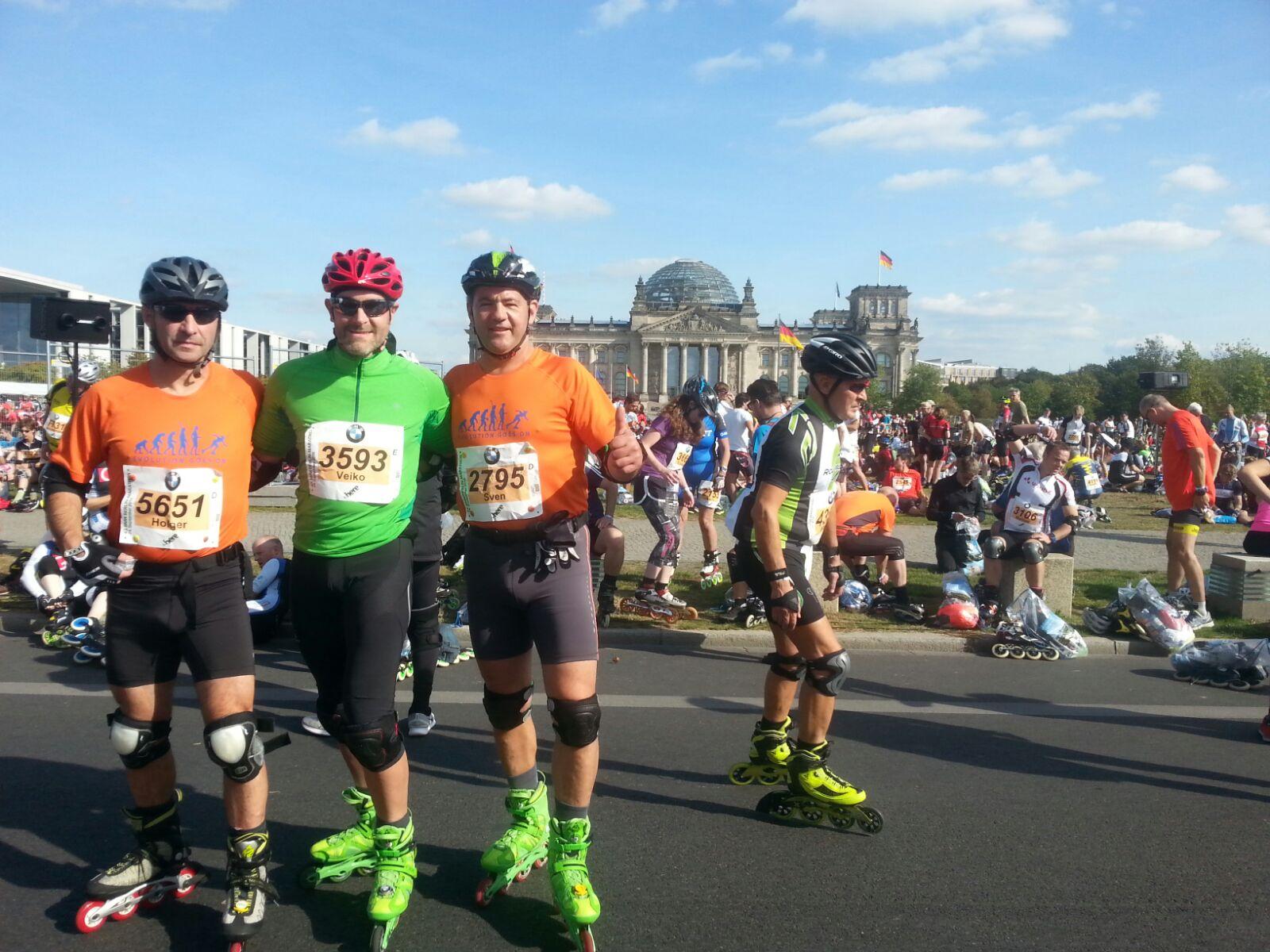 Inliner Marathon Berlin