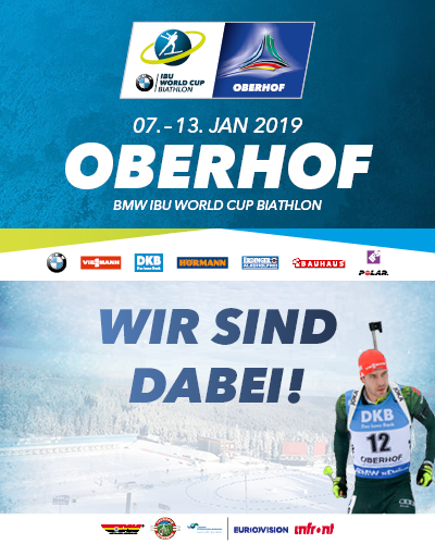Oberhof IBU World CUP 2019